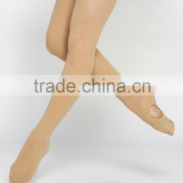 D004820 Fashion tube pantyhose beautiful girl pantyhose ballet belly dancing tights