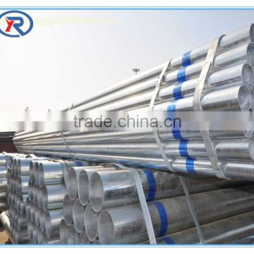 cheap price mild steel galvanized welded pipes