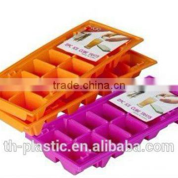 2pcs ice cube tray plastic ice maker