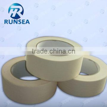 HOT! Protective crepe paper tape jumbo roll, no residue