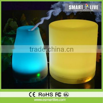 Super quality best selling fragrance diffuser aroma oil led lamp