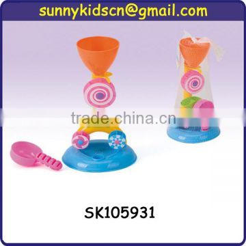 funny funnel toys sand beach toy with EN71