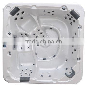Outdoor Fashionable outdoor Balboa spa hot tub with high quality products for personal massager ---A860