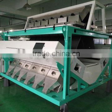 12 chutes tea leaf color sorter/separator/selecting machine