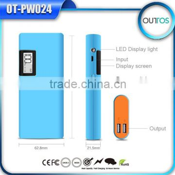 11000mah Power Bank Lithium Ion Battery Charger for Sale