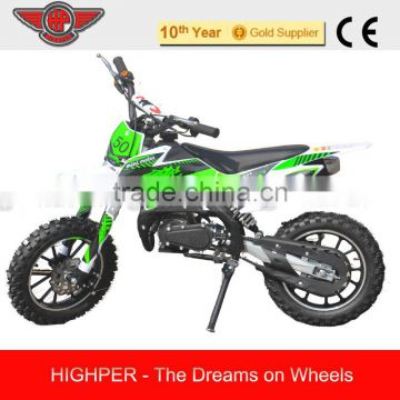 2014 Kids Dirt Bike with Electric start CE approved