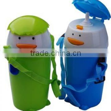 Hot product!!!cartoon drink water bollte for promotion