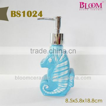 Shampoo bottle design with pump cap for sales