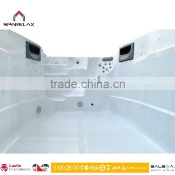 Factory Supply Outdoor 16 Person Hot Tubs Whirlpool Massage Massage Hottub Outdoor Spa Pool Sexy Masage Spa