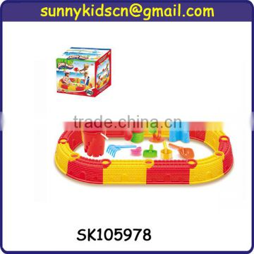 mini sand castle molds toy for kid