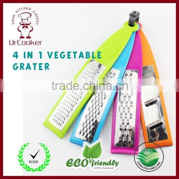 4 in 1vegetable grater