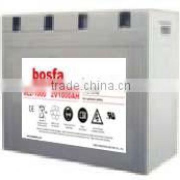12v battery 1000ah long life battery 2v1000ah