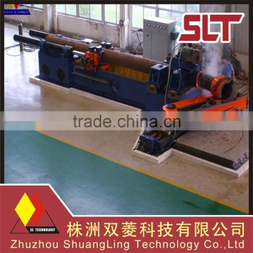 219- 1620mm pipe bending machine induction heat pipe bender
