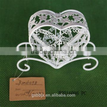 Decorative Heart Shape wedding gift packaging