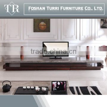 modern living room marble top tv cabinet designs
