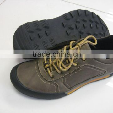 MEN'S LEATER SHOES DISPLAYED IN CANTON FAIR IN LOWER PRICE BUT GREAT QUALITY