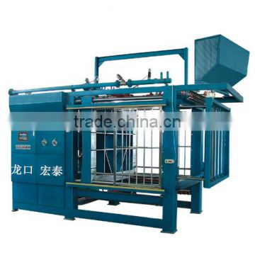 eps foam box making machine/styrofoam packaging machine
