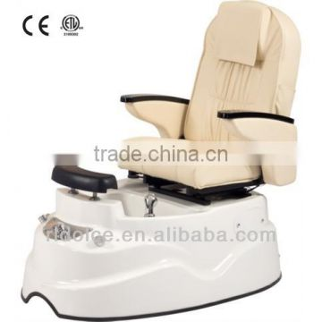 Electric Pedicure Chair / Salon Furniture used electric massage table deluxe massage chair SPA-A010