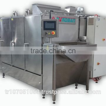 ALMOND ROASTING MACHINE (Model EVRO 2500)