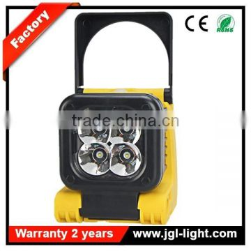 maintenance light 12w rechargeable cree led work light magnetic base
