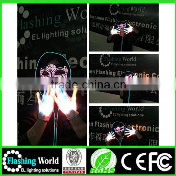 summer popular whoelsale customerized led eyeglasses
