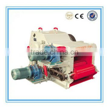 high capacity CE certificate 4-5t/h drum wood chipper