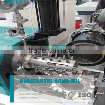 6L horizontal bead mill for inkjet ink nano grinding