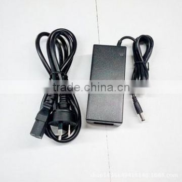 12v 4a 5a 60watt ac dc adapter Desk top power supply with UL CE SAA NOM KC approved