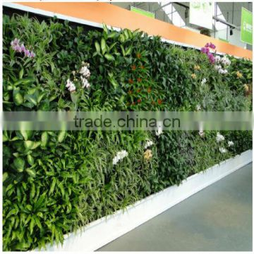 China wholesale artificial ornamental plants for wall decoration cheap artificial plant wall