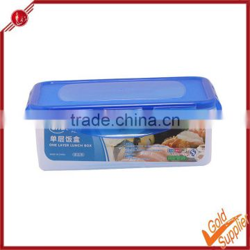 Fruit freezer plastic food storage containers/plastic