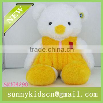2014 toys stuffed toy manufacturer in china toys stuffing machine for soft plush bear