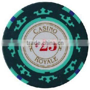 Printable Casino Poker Chip