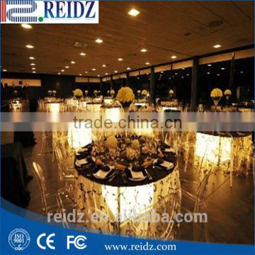 RGB Discolor Led Light for Wedding Decoration