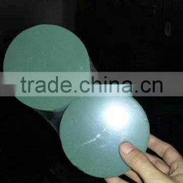 round shaped floral foam for flower arrangement