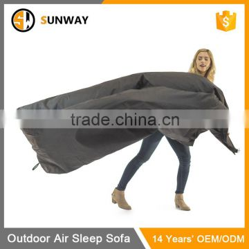 2016 New Design Inflatable Air-Filled Inflatable Banana Air Beds