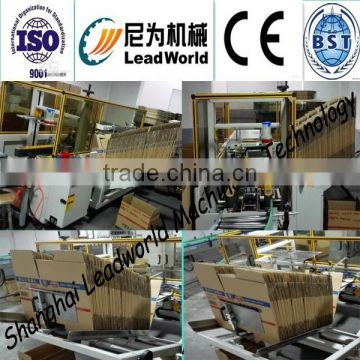Carton erecting machine,carton erector,carton unpacking machine