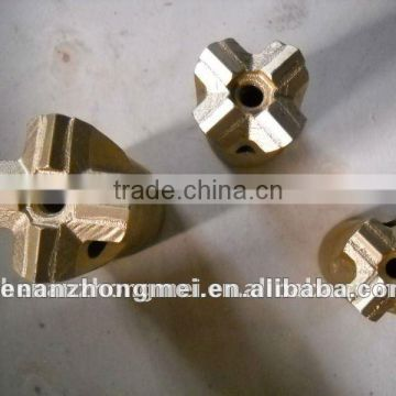 7 degree Cross Bit/taper bit/thread bit
