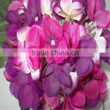 artificial plastic pink flowers ball table wedding decoration artificial flowers
