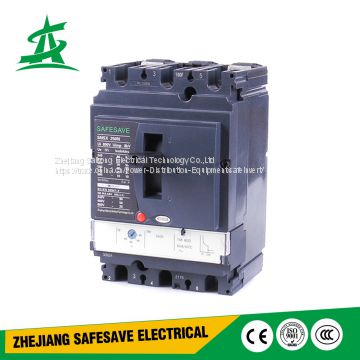 CCC/CE certification 63-160 current high-precision widely used circuit breaker