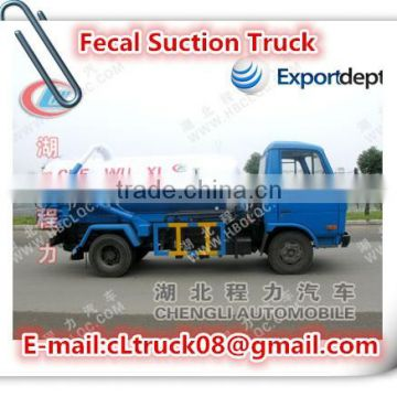 sewage pip cleaning truck,garbage suction truck sale 5000L