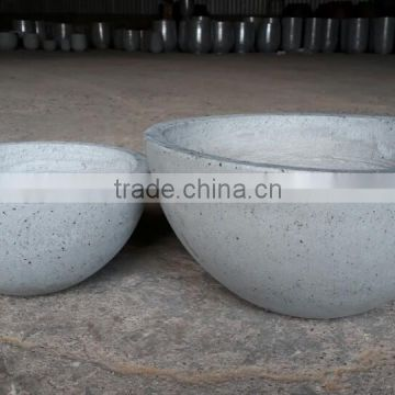 [Ecova Shop] The natural lightweight concrete bowl, cement bowl