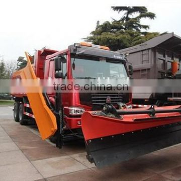 sinotruk 6*4 snow trucks