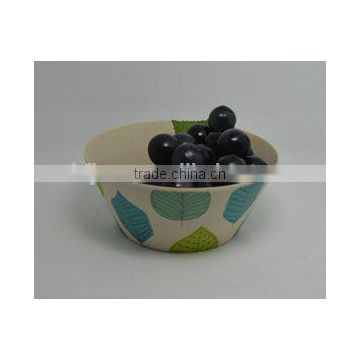 Hot-sell Eco Bamboo Fiber Bowl(BC-BP1002)