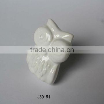 Owl Ceramic Knob available in other colour and patterns