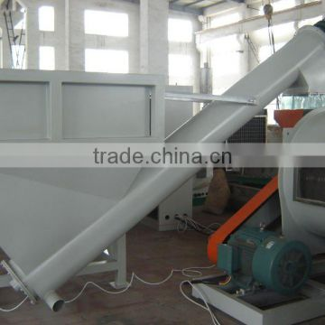 500kg/h plastic nonwoven bag recycling washing line