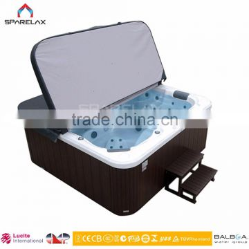 Chinese Supplier 5 person tv massage hot tub/Hot tubs sell/Mini Whirlpool Hot Tub