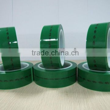 RH1515 # green plastic printed numbers tie tape for battery production