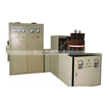 High and middle frequency induction brazing equipment