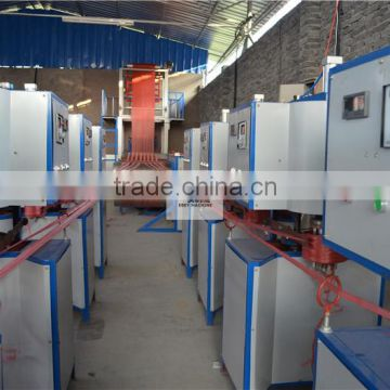 2 Layer Split/tearing Plastic Blown Split Film Making Machine