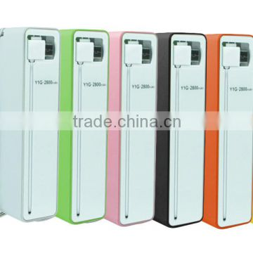 Universal Backup Portable Battery Charger Power Bank for Iphone Samsung HTC